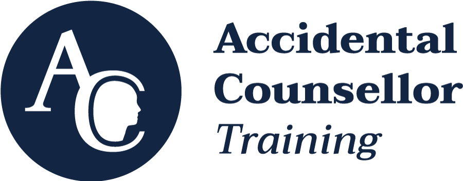 Accidental Counsellor Training Logo